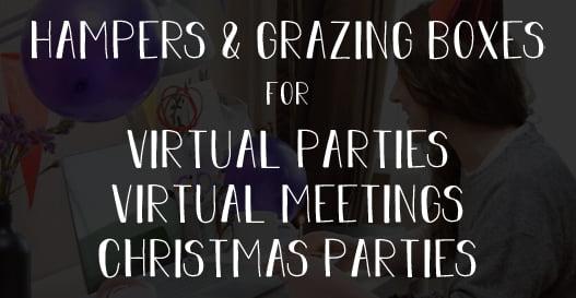 Virtual Parties, Virtual Meetings & Christmas Parties!